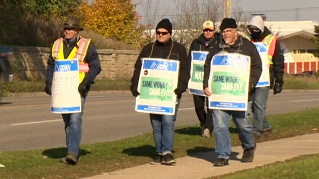 Province moves to end college faculty strike