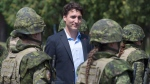 Trudeau peacekeeping