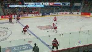 Team OHL wins game four