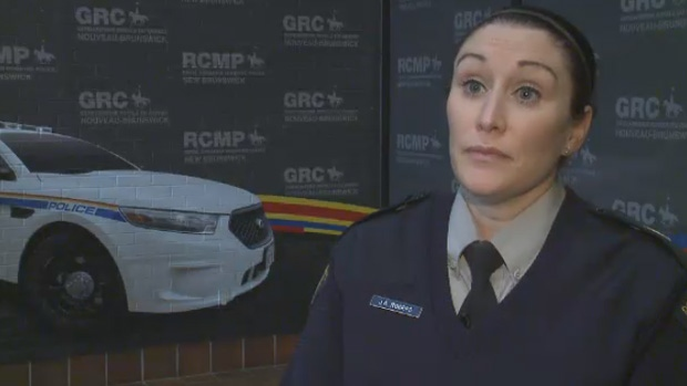 Const. Julie Rogers-Marsh says cannabis dispensaries should take notice of the letter of warning issued by the RCMP.