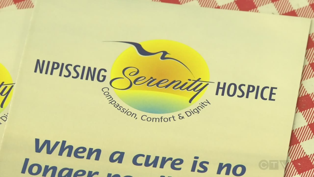 Funding announced for North Bay Hospice