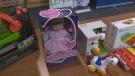 Fidget spinners, slackline on 'worst toys' list