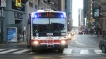 A TTC bus is shown in this file photo. (Chris Fox/CP24.com)