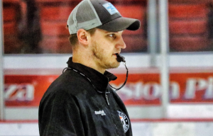 Former interim head coach Mat Hehr has been named as the new coach of the Terriers SJHL hockey team. (SOURCE: YORKTON TERRIERS)