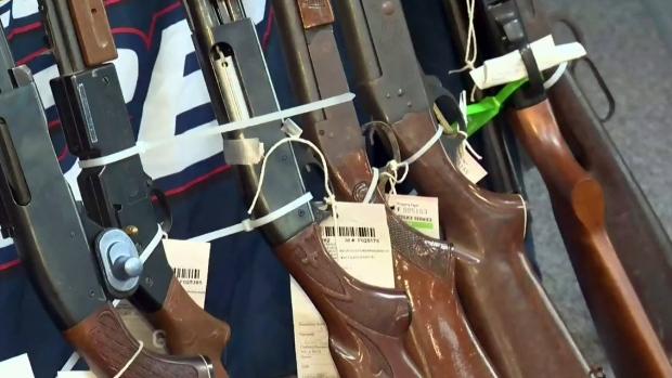 Gun amnesty program hits halfway point