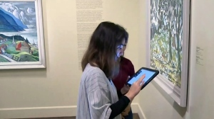 CTV Montreal: What's On: Museum on your phone