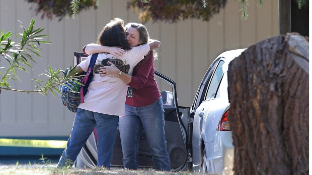 Authorities Believe Neighbor Dispute Led to Deadly California Shooting Spree