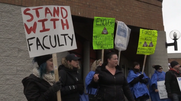 College students in Sudbury are part of class action lawsuit