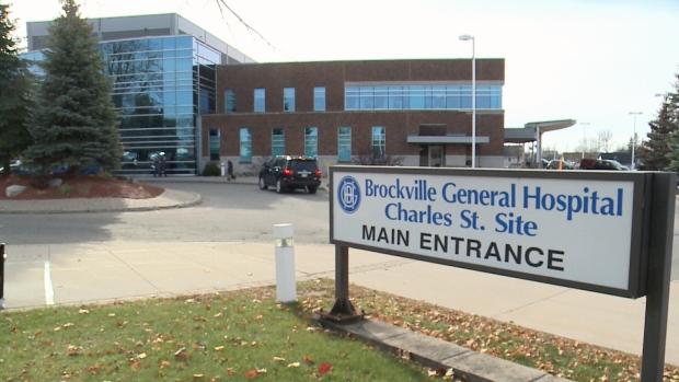 Brockville General Hospital.