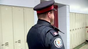School resource officer program, cops in schools