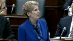 Wynne on college faculty rejecting new deal