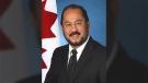 Sen. Tobias Enverga is seen in this undated photo. (Parliament of Canada)