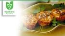 Potato-Crusted Mushroom Tarts
