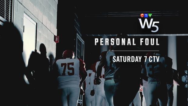 W5: Personal Foul promo version