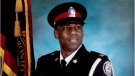 Const. Michael Thompson appears in this undated Toronto police photo.