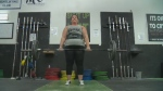An increasing number of women are stacking plates and taking up powerlifting.