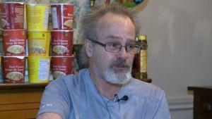CTV Atlantic: Veteran feels forgotten by Ottawa