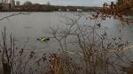 CTV Atlantic: Divers search pond