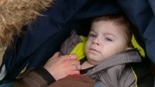 Desperate plea to save Kaiden