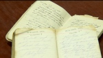 First World War diary transcription a challenge