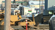 High St. businesses fed up with construction