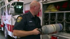 Responder Emergency: Fighting fires and PTSD