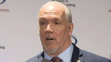 Horgan asks Trudeau for more federal funding