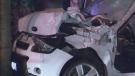 Impairment a possible factor in Jaguar crash