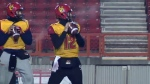 Calgary Dinos prepare for Mitchell Bowl