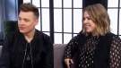 Serena Ryder and Shawn Hook