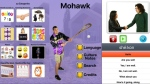 The Speak Mohawk app was developed by staff members at Six Nations Polytechnic.