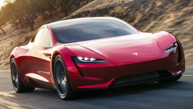 second-generation Tesla Roadster