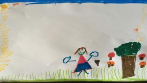 Madison Mcnamara, 6 years old, Grade 1, St. Luke's School, Barrhaven