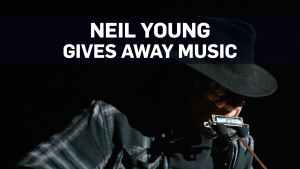 Neil Young set to release entire music archive