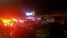 Millions in damage at North Sydney Walmart