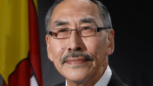 Nunavut Premier Paul Quassa is seen in this government photo. (Source: Government of Nunavut)