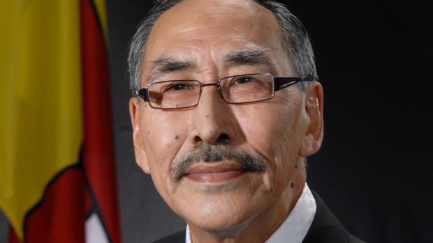 Nunavut Premier Paul Quassa