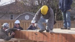 Habitat for Humanity builds new duplex
