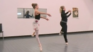 Saskatoon ballet dancer eyes national stage