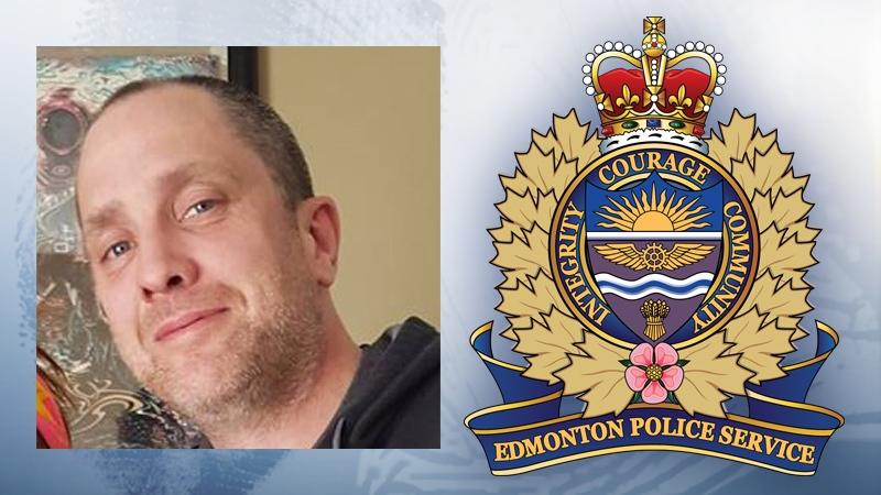 Edmonton police said Chad Stevenson was last seen on November 7 in northeast Edmonton.