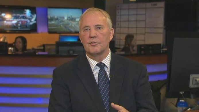 Parliamentary secretary Bill Blair on CTV's Question Period.