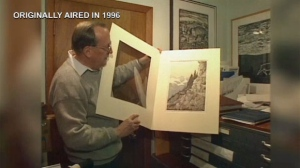 Peter Savage - Glenbow Museum donation