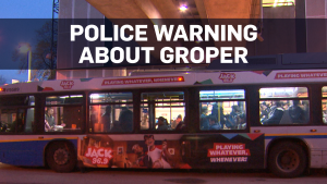 Vancouver police warn public about gropings