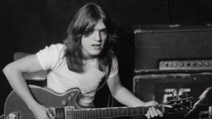 Malcolm Young dead at 64