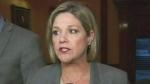 Ontario's NDP Leader Andrea Horwath