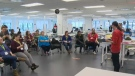 A three-day Concordia University pilot project is teach First Nations youth practical skills for starting their own businesses.