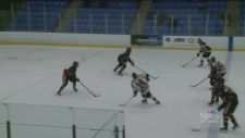 CTV Atlantic: Moncton hosts Bandtam AAA Hockey Tou