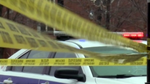 City's 13th homicide of the year