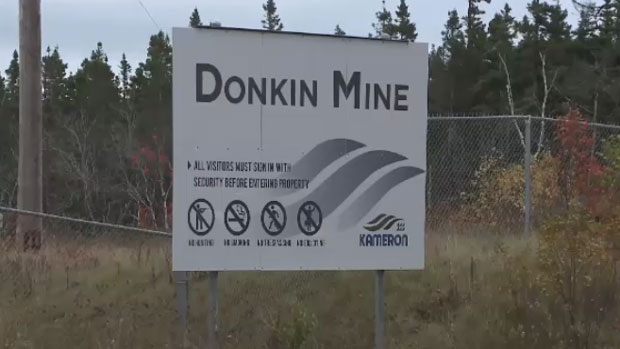 Methane ignites at Cape Breton coal mine rock face, no injuries reported