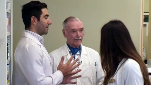 CTV Montreal: Pharmacist retires after 65 years